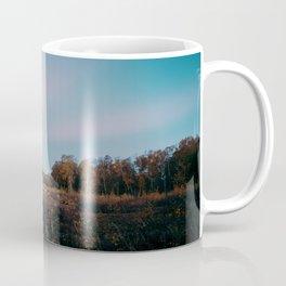 Last Light Over Holme Fen Coffee Mug