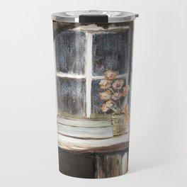 La fenetre  / the Window Travel Mug