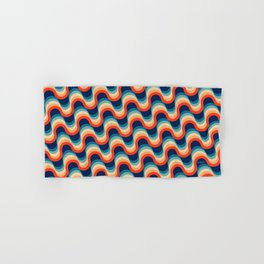 WAVES 1 Hand & Bath Towel