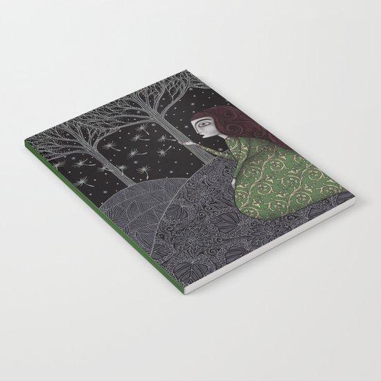 My Winter Stars Notebook