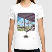 typewriter T-shirts featuring Typewriter by liev