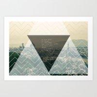 bukowski Art Prints featuring bukowski by pixel.pwn | AK