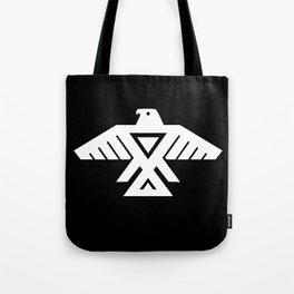 Thunderbird flag - Inverse edition version Tote Bag