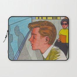 Supermarket Boy Laptop Sleeve