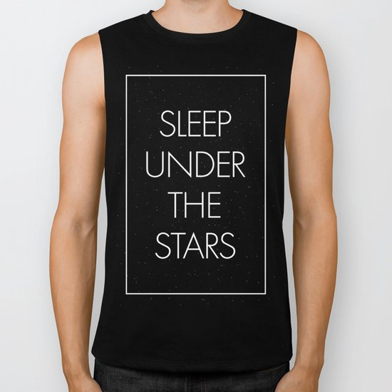 Sleep Under The Stars Biker Tank