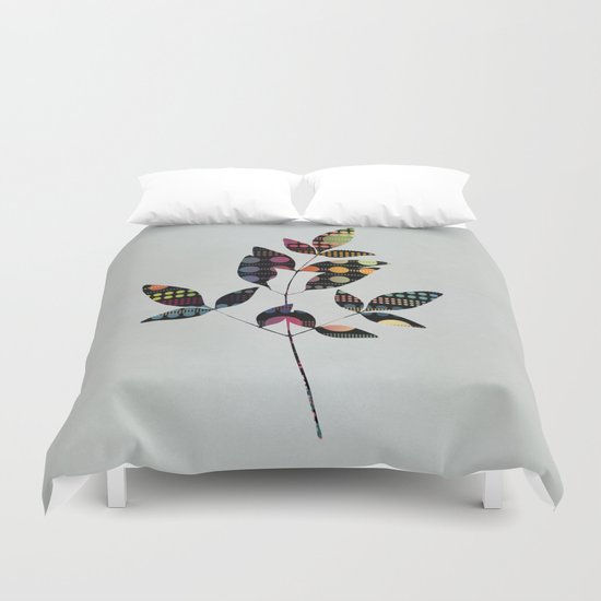 Poise Duvet Cover