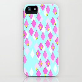 Dialectical Diamond iPhone Case
