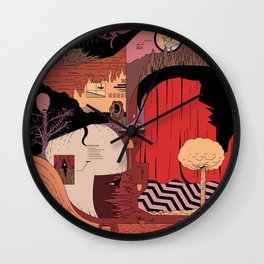 Who is the Dreamer Wall Clock