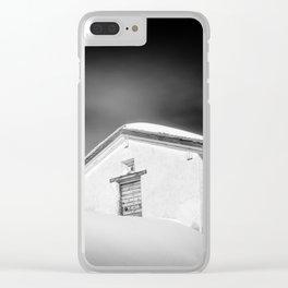 Alp da Stierva Chapel Clear iPhone Case