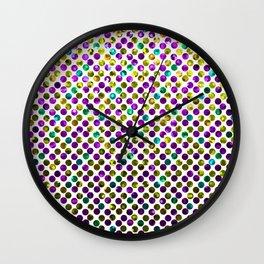 Polkadots Jewels G192 Wall Clock