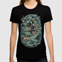 Among the lotuses T-shirt
