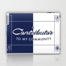 Contributor Laptop & iPad Skin
