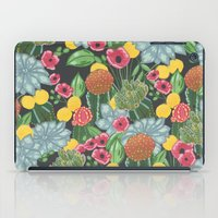 cacti iPad Cases featuring cacti by Laura Solitrin