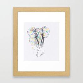 Elmer Framed Art Print