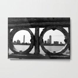 Boston Metal Print