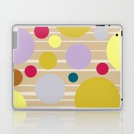 STRIPES & DOTS 4-2018 Laptop & iPad Skin