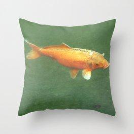 K O I Throw Pillow