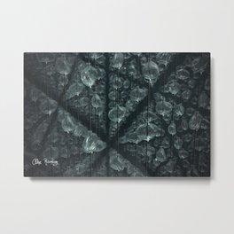 LLUVIA DE CRISTAL... Metal Print
