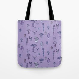 Mushrooms dream Tote Bag