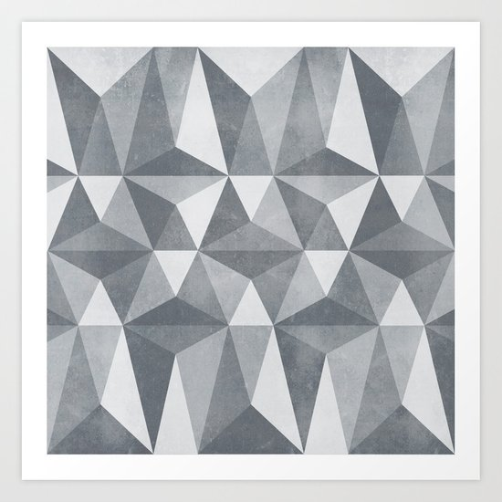 Nordic Combination 33 Art Print