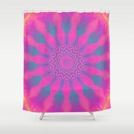 Entheogen Shower Curtain