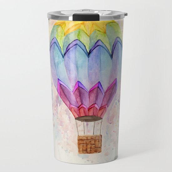 Hot Air Balloon by 3willows