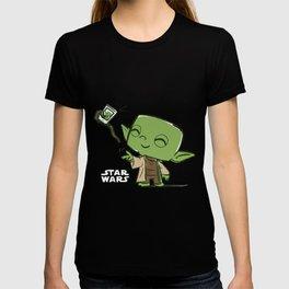 Yoda Selfie T-shirt