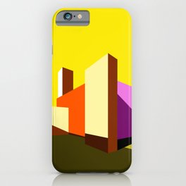 Casa Barragán Modern Architecture iPhone Case