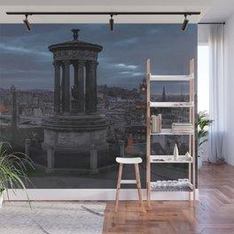 Calton Hill Edinburgh Wall Mural