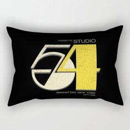 Studio 54 - Discoteque Rectangular Pillow