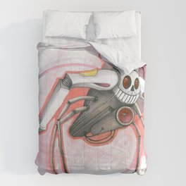 attack of the bunny bot Comforters