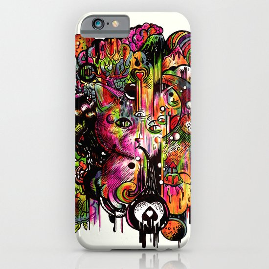 Amygdala Malfunction iPhone & iPod Case