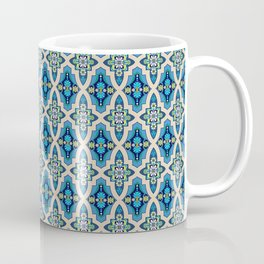 Bohemian Moroccan Tiles Coffee Mug