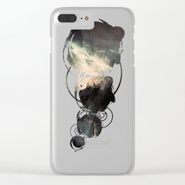 The Last Lullaby Clear iPhone Case