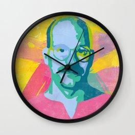 Neon Tobias Funke Wall Clock