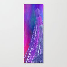 city art - La Tour Eiffel -1- Canvas Print