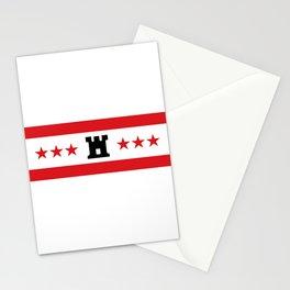 Drenthe region Netherlands country flag Dutch province Stationery Cards