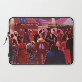 Another View of America by Archibald Motley Laptop Sleeve