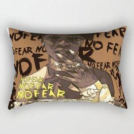 Bantu No Fear Rectangular Pillow