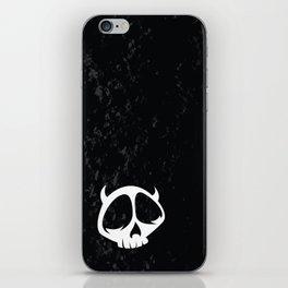 Devil Skull Character iPhone Skin