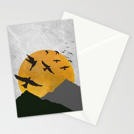 Sunset Point Stationery Cards