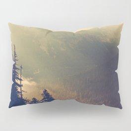 Sunrise over the Mountians Pillow Sham