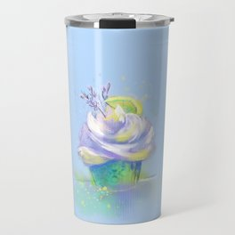 Lemon Lavender Travel Mug