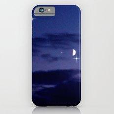 Mond am Südhorizomt. iPhone 6s Slim Case