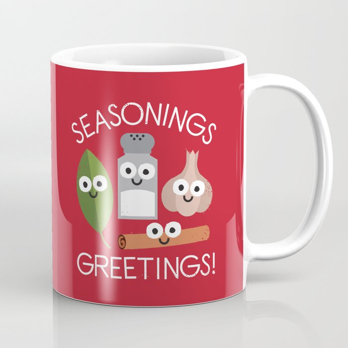 My Flavorite Things Coffee Mug