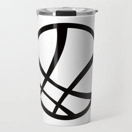 Sanctum Sanctorum (black) Travel Mug