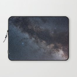 Detailed view of the Milky Way Laptop Sleeve