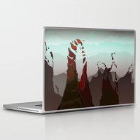 occult Laptop & iPad Skins featuring Occult Summit by Sean Thomas McDowell