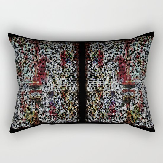 Abstrusion 2 Rectangular Pillow