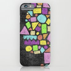 Mosaic Silhouette Slim Case iPhone 6s